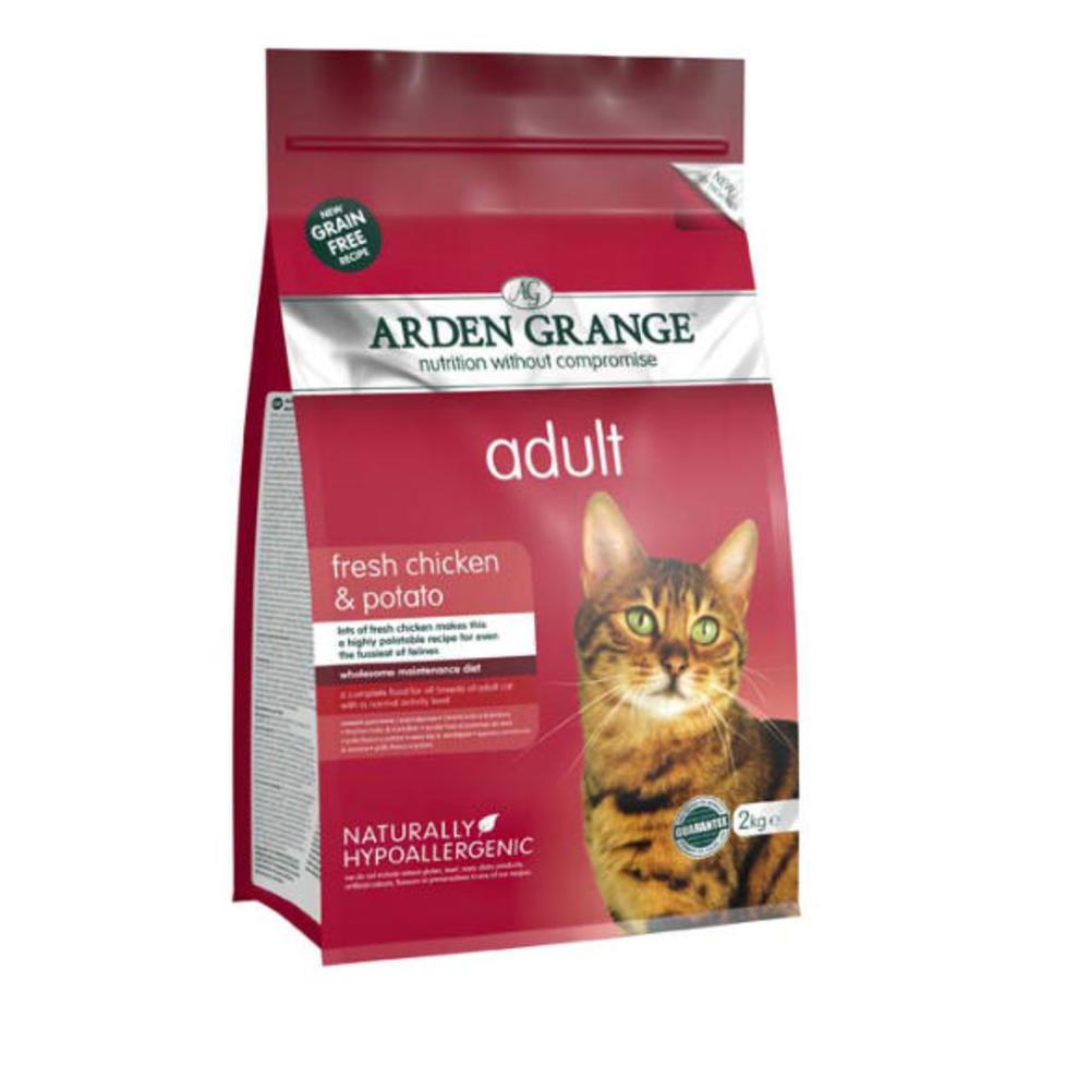 ARDEN GRANGE CAT ADULT FRESH CHICKEN 8kg BREEDER