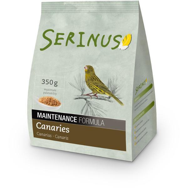 Serinus Maintenance Formula Canaries 350gr