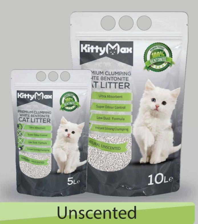 98ed25b4773d Αμμο γάτας Kitty Max απλή 10L