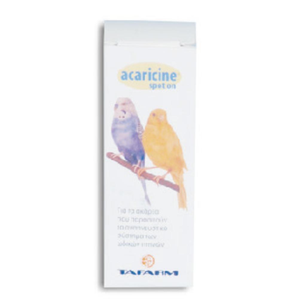 Acaricine spot on 10ml